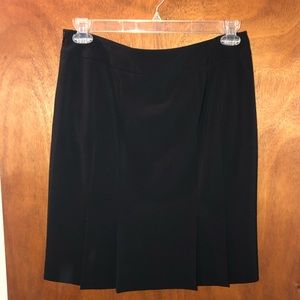 White House Black Market Pleated Skirt
